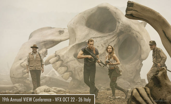 2018 VIEW Conference International VFX Computer Graphics Conference 22-26 October Italy