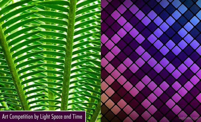 Online Art Competition by Light Space and Time - entries before Nov 26