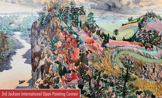 Jackson Open Painting Contest is now open for entries | 16 March 2018