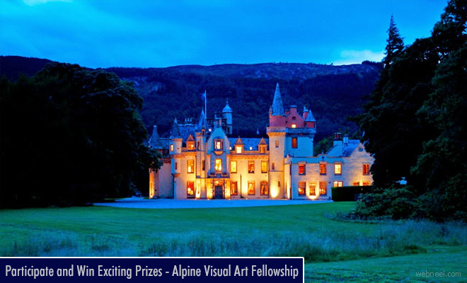Alpine Fellowship - Visual Arts Contest invites entries till 15 March 2018