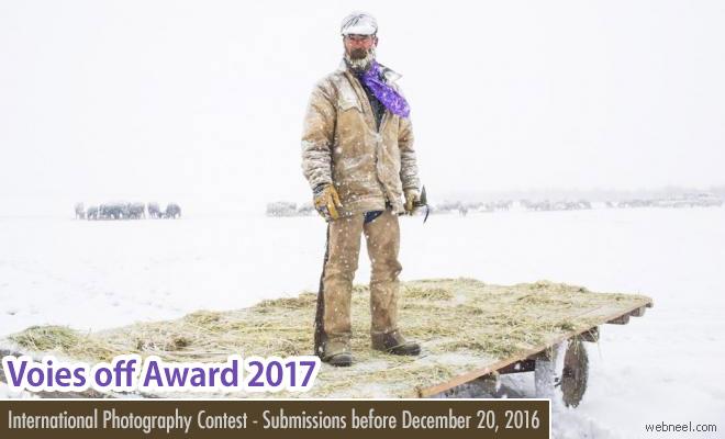 Voies Off Photography Contest 2017 - Entries by 20 Dec 2016