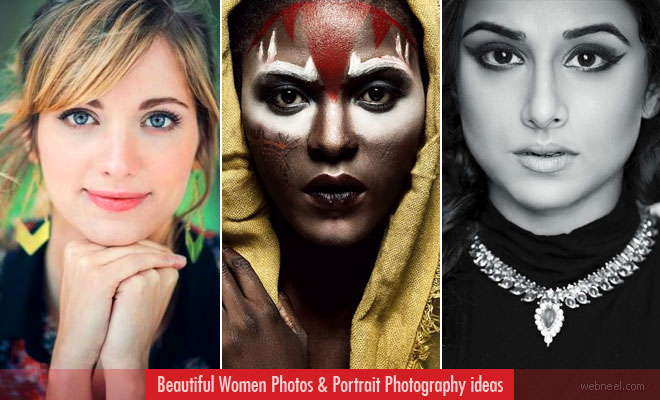 25 Most Beautiful Women Photos from famous photographers around the world