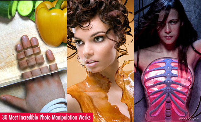 40 Creative Photo Manipulation works done by Adobe Photoshop - part 2