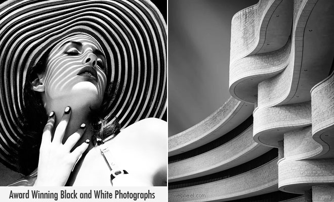 20 Award Winning Black and White Photography examples from famous photographers