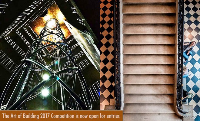 The Art of Building 2017 Competition is now open for entries - 20 November 2017