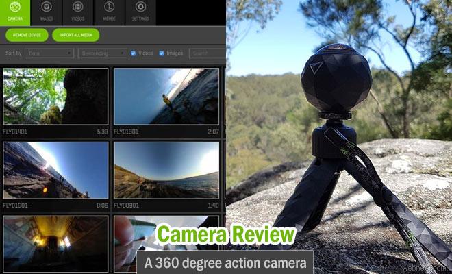 360 Fly 4K Action Camera - Digital Camera Review
