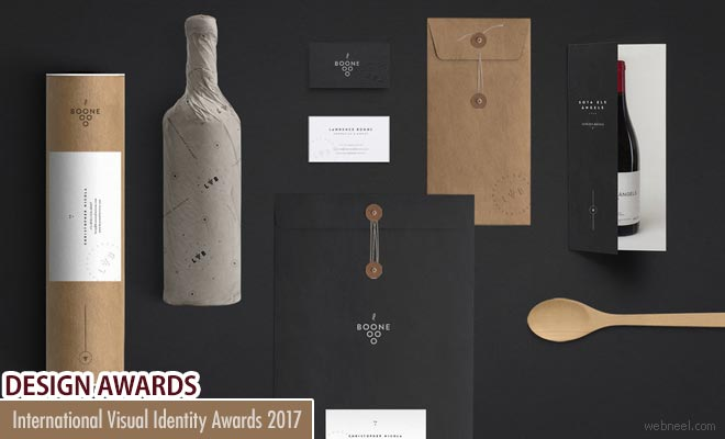 International Visual Identity Awards 2017 - Submit your Branding Designs by 30 june 2017