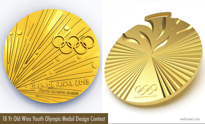 Design Contest - Medal Design for Youth Olympic Games Buenos Aires 2018