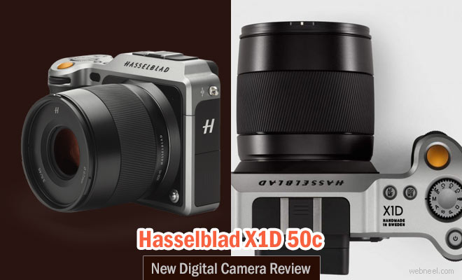 New Digital Camera Review - Hasselblad X1D 50c