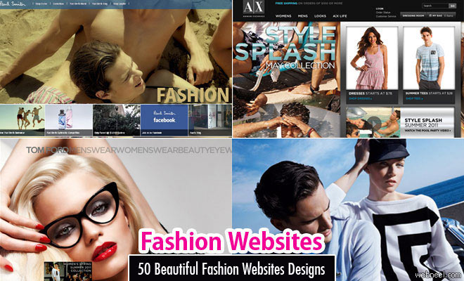 Fashion Websites