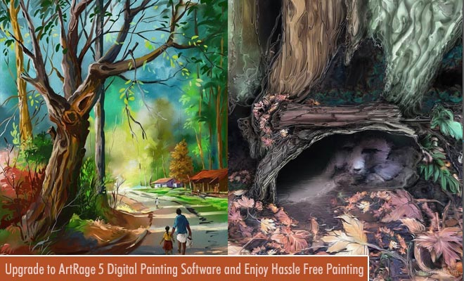 ArtRage 5 Affordable Digital Painting Software for IOS and Android Devices1