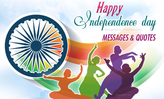 Independence day Messages & Quotes