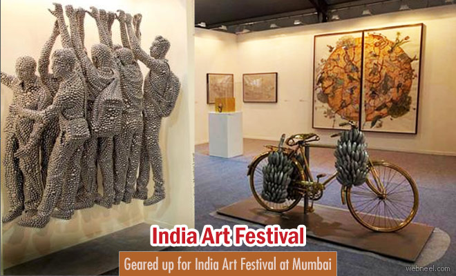 Get geared up for India Art Festival  to be held at Mumbai from 06 to 09 October 2016