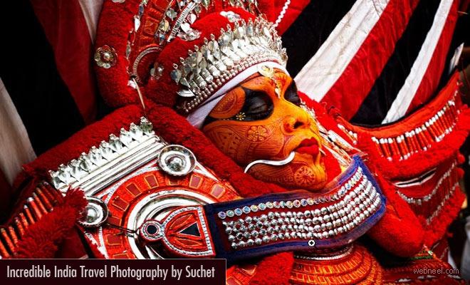 Incredible India travel photography by Suchet Suwanmongkol