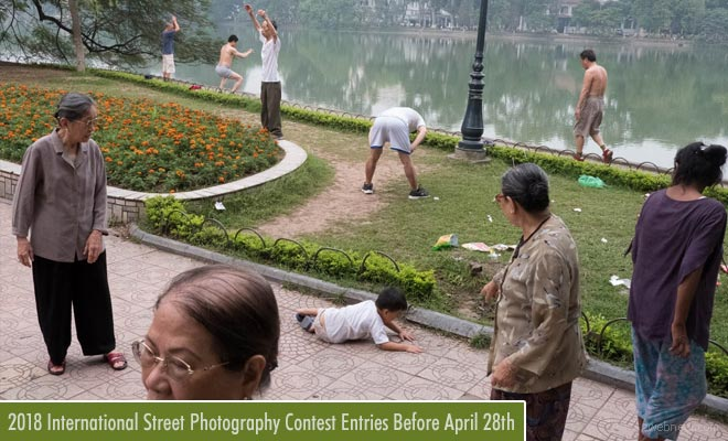 Streetfoto San Francisco invites entries by 27 April 2018 - Street Photography Contest