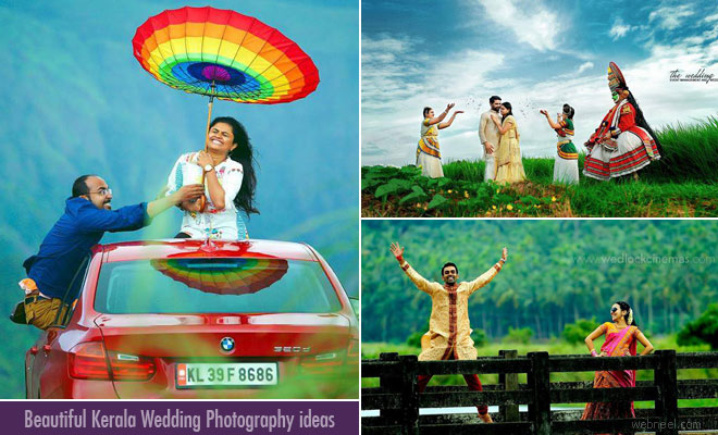 24 Beautiful Kerala Wedding Photography ideas from top photographers