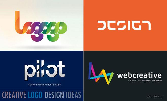 30 Creative Logo Design Ideas from Top logo designers - 2018