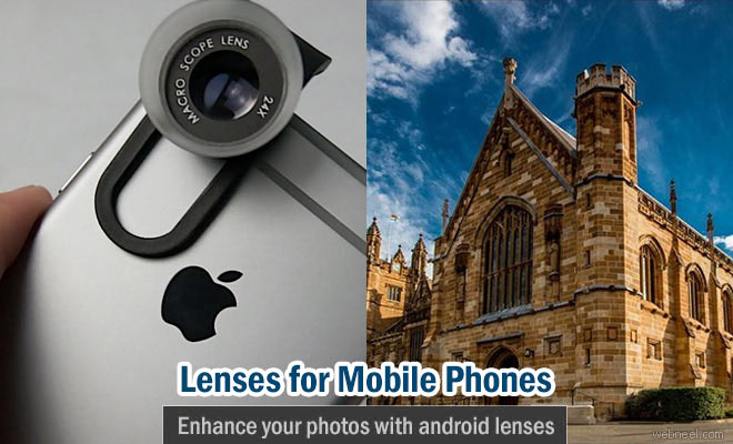 Enhance Your Photos with Mobile Phone Camera Lenses