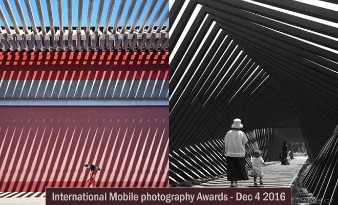 Mobile Photography Awards- Entries before Dec 4 2016