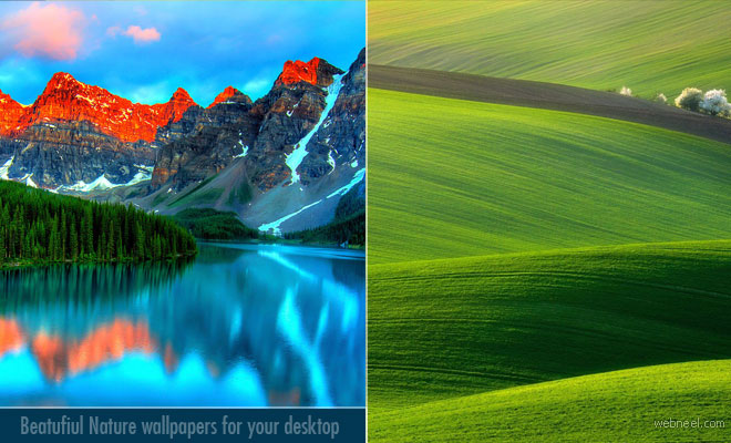 50 Beautiful Nature Wallpapers for your desktop - 2018