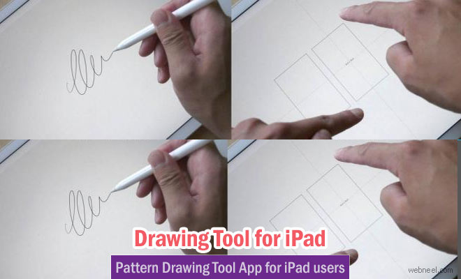 New Drawing App which is simple and effective for iPad - IOS Sketch App