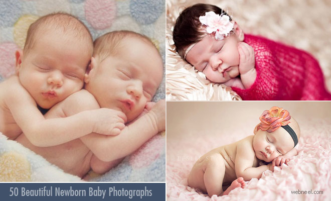 50 Beautiful Newborn Baby Photography ideas and Photo Tips for Beginners
