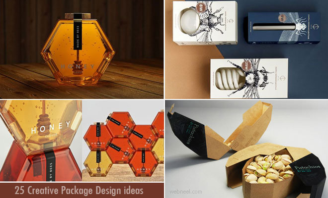 25 Creative Package Design ideas from around the world