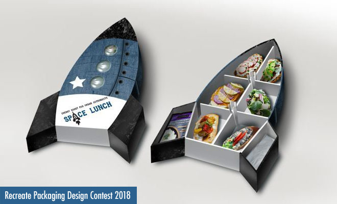 Recreate Packaging Design Contest 2018 - entries by 22 Dec 20171