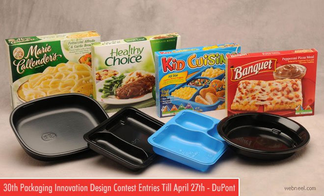 Innovative Packaging Design Contest - entries 27 April 2018
