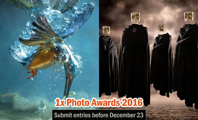 1X Photography Contest 2016 - Entries before Dec 23 2016 | Grand prize of $20,000