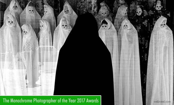 Ian Pettigrew of Canada has won The Monochrome Photographer of the Year 2017 Awards