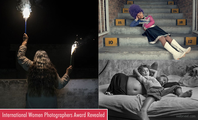 Outstanding photographs of International Women Photographers contest award revealed