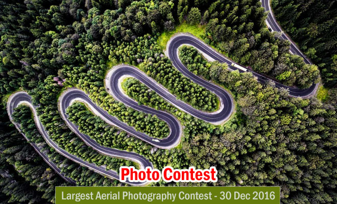 Skypixel Aerial Photography Contest - 30 Dec 2016