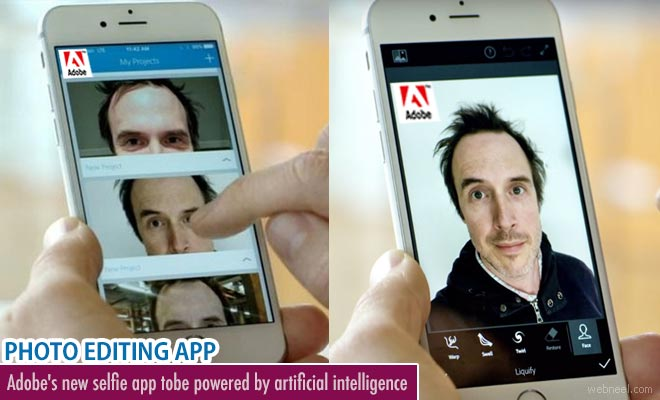 Adobe's new selfie app to be powered by artificial intelligence