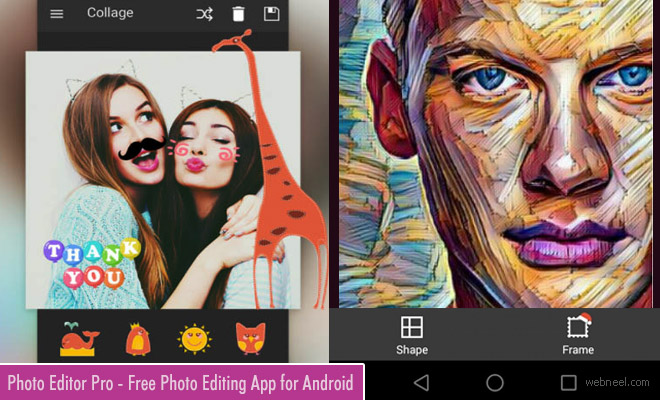 Coolest Photo Editor Pro - Free Photo Editing App for Android