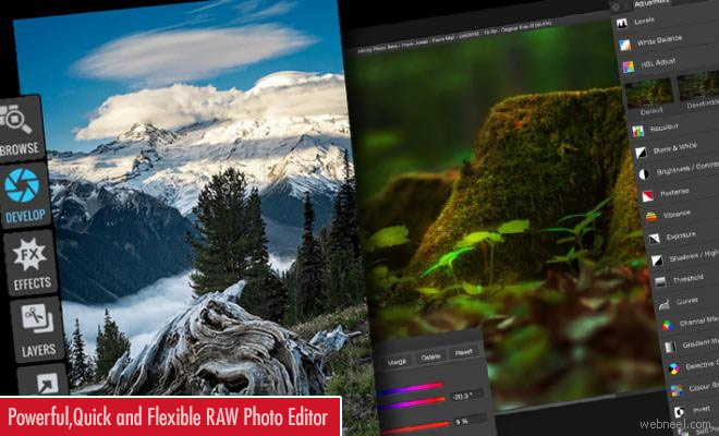 Powerful Quick and Flexible RAW Photo Editor - ON1 Photo RAW 2017