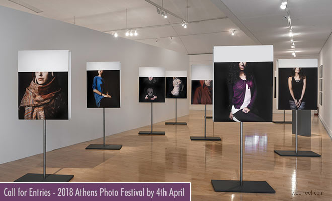 Athens Photography Festival open for entries till 4 April 2018