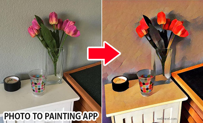 Turn your Photo into Painting? Try Prisma - APP