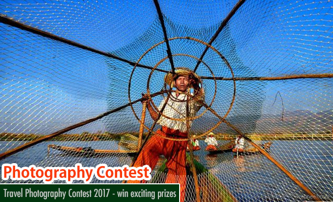 Travel Photography Contest 2017 - submit photo entries before Jan 15 2017