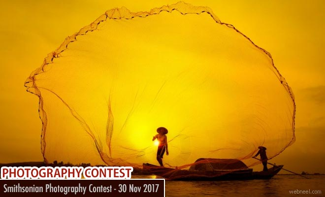 Smithsonian Photography contest - entries by 30 Nov 2017