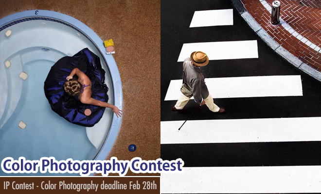 Color photography Contest - IP calling for entries before Feb 28 2017