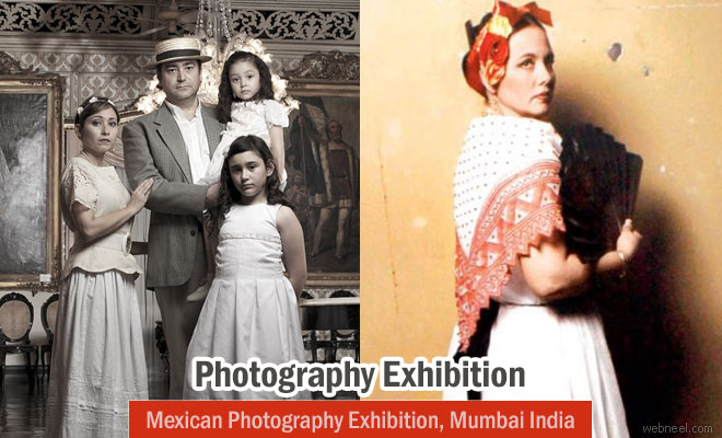 Mumbai gets ready for the Mexican Photography Exhibition