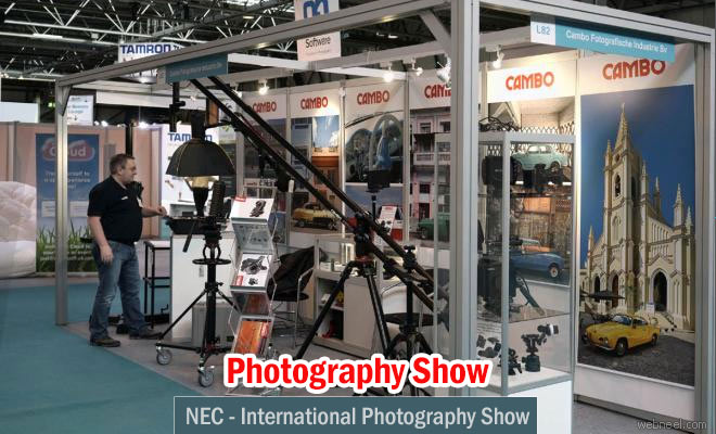 International Photography show comes to NEC from 18 - 21st March 2017