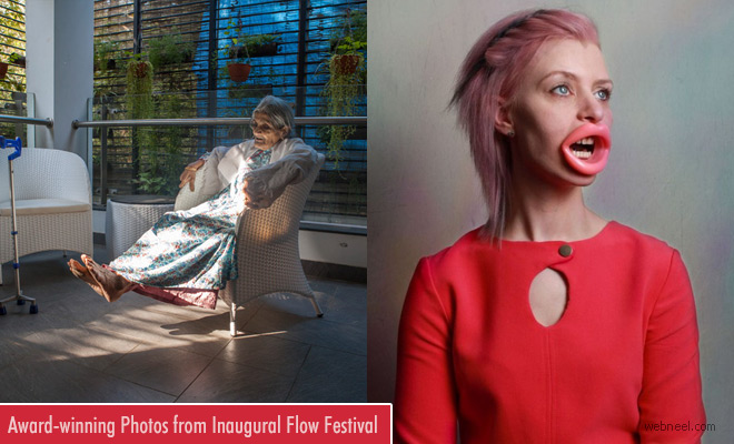 Award-winning Photographs from Inaugural Flow Photography Festival 2017