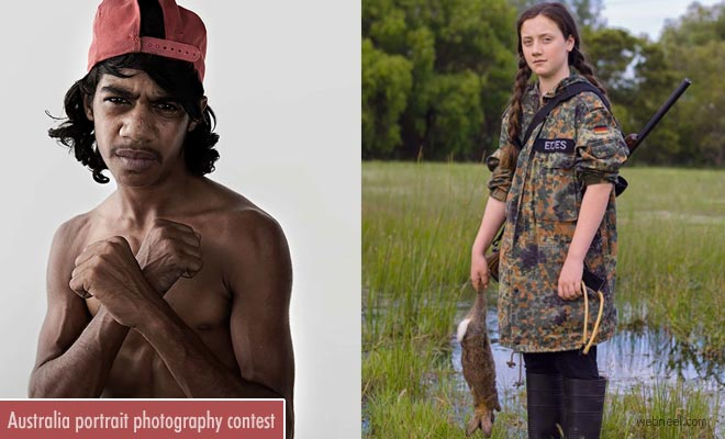 Australia portrait photography contest finalist reveals Amazing photos