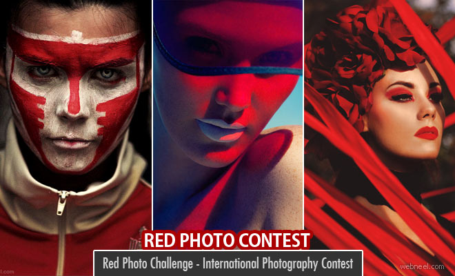 Red Photo Challenge - International Photography Contest and Inspiration