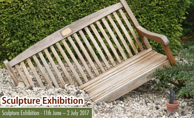 Fresh Air International Sculpture Exhibition - 11 June 2017