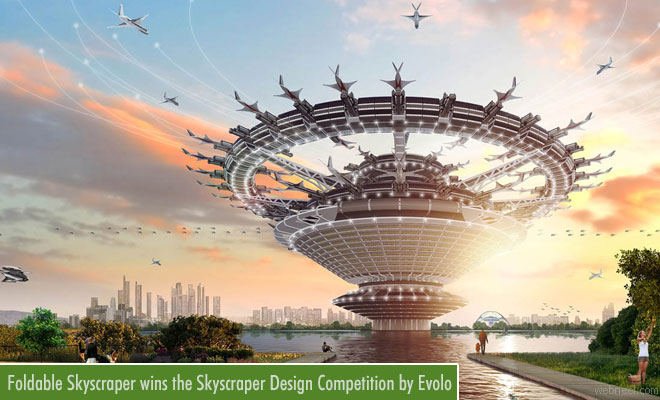 Winners of the Skyscraper Architecture Design Model announced by Evolo Magazine