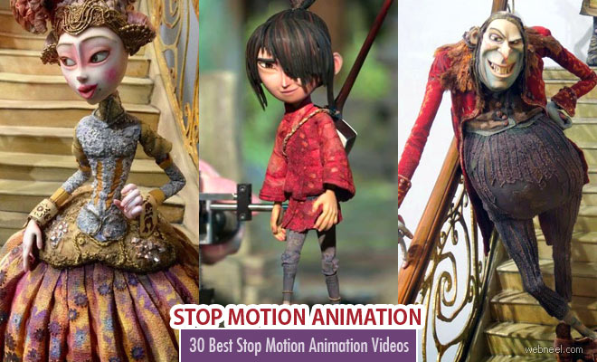 Stop motion videos