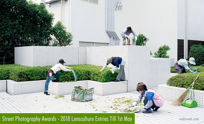 Lensculture Street Photography Contest - submit your entries 1 May 2018